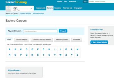explore careers